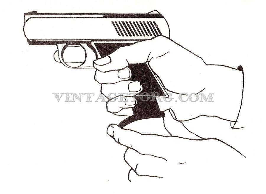 Пистолет Reck G 5 рисунок 1