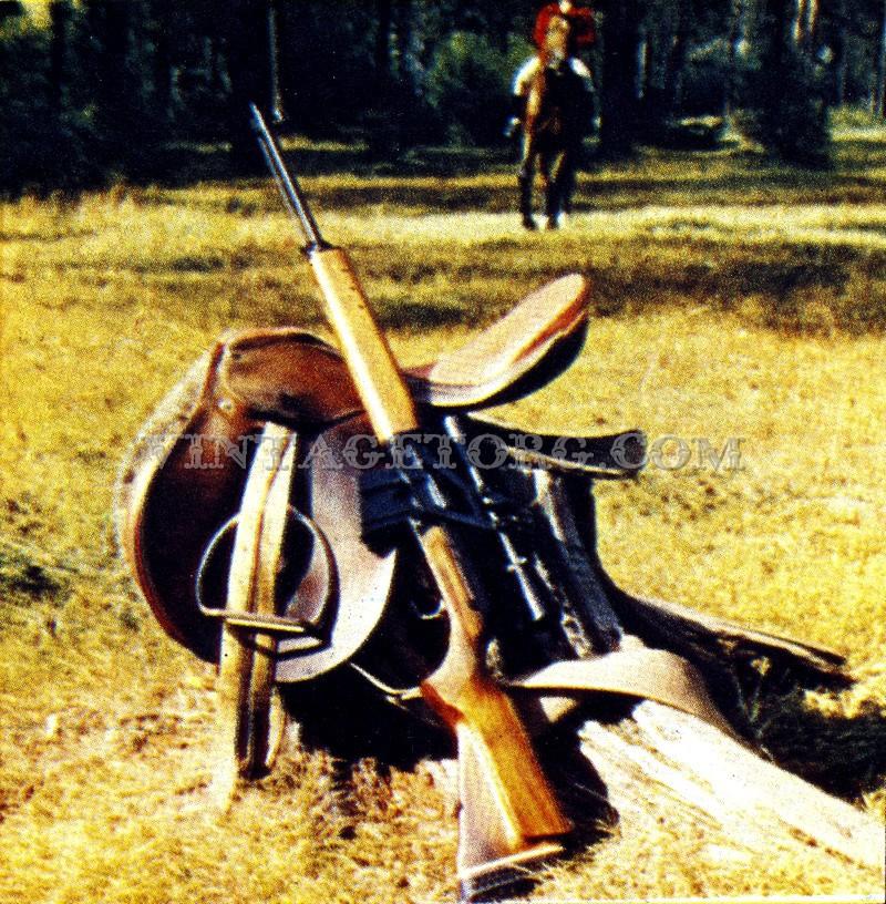 Охотничий карабин Медведь-3 рисунок 2