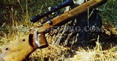 Спортивная винтовка БК-3